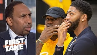 The Lakers' biggest issue is the Clippers - Stephen A. | First Take