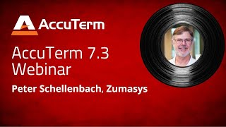 Accuterm 7.3 - New Features and Release Overview