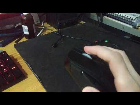 Миша HyperX Pulsefire Dart Wireless Gaming Black (HX-MC006B)