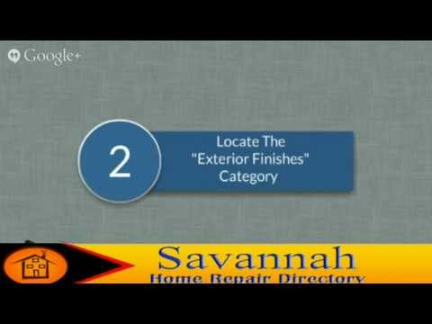 Savannah Roofing Contractors - Home Repair Savannah
