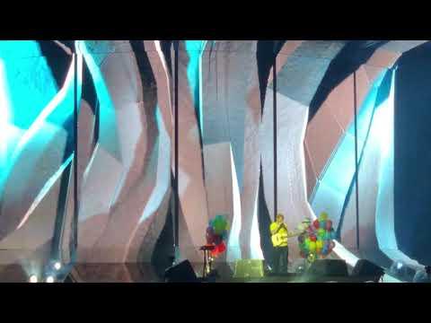 Ed Sheeran - Shape of You  - Divide Tour - Porto Alegre RS Brazil 17022019