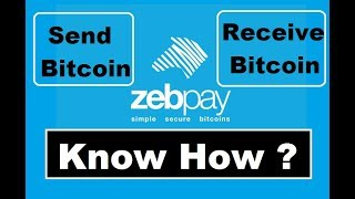 ZEBPAY BITCOIN SEND RECEIVE (PTC UPDATE 16/12/17)