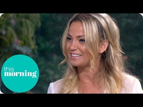 Sarah Harding On Her Career After Girls Aloud And Surgery Claims   This Morning
