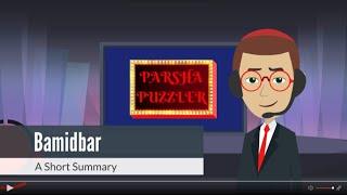 Jewish Animated Torah Videos: Bamidbar Summary
