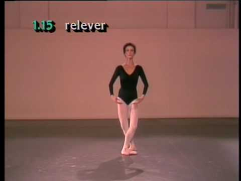 The Video Dictionary of Classical Ballet Disc One 2/5