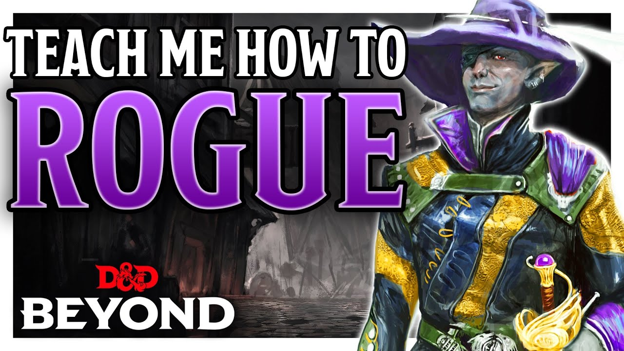 How to Build Your First Rogue   Beginner's Guide Part 1   D&D Beyond