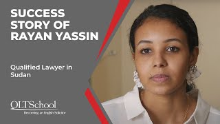 Success Story of Rayan Yassin - QLTS School's Former Candidate