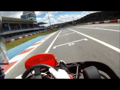 1° Etapa AKMINAS Super Kart 2014 - RBC RACING
