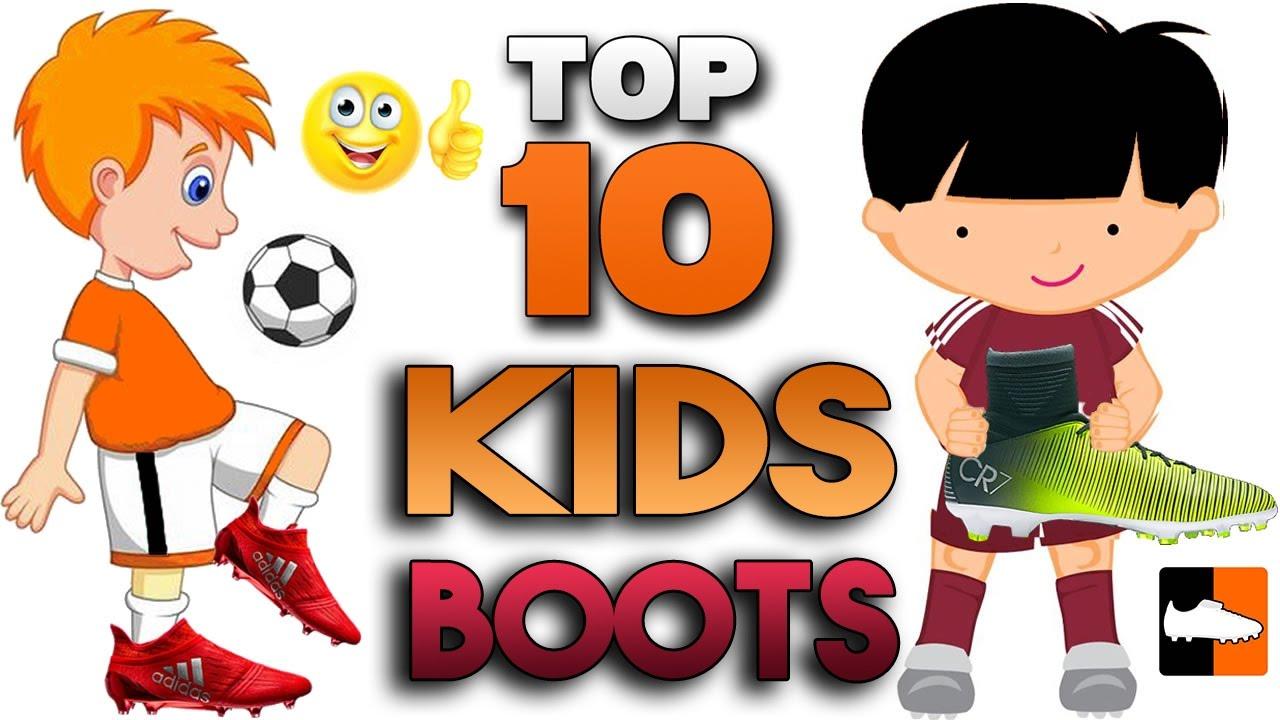 Best Soccer Cleats for Children