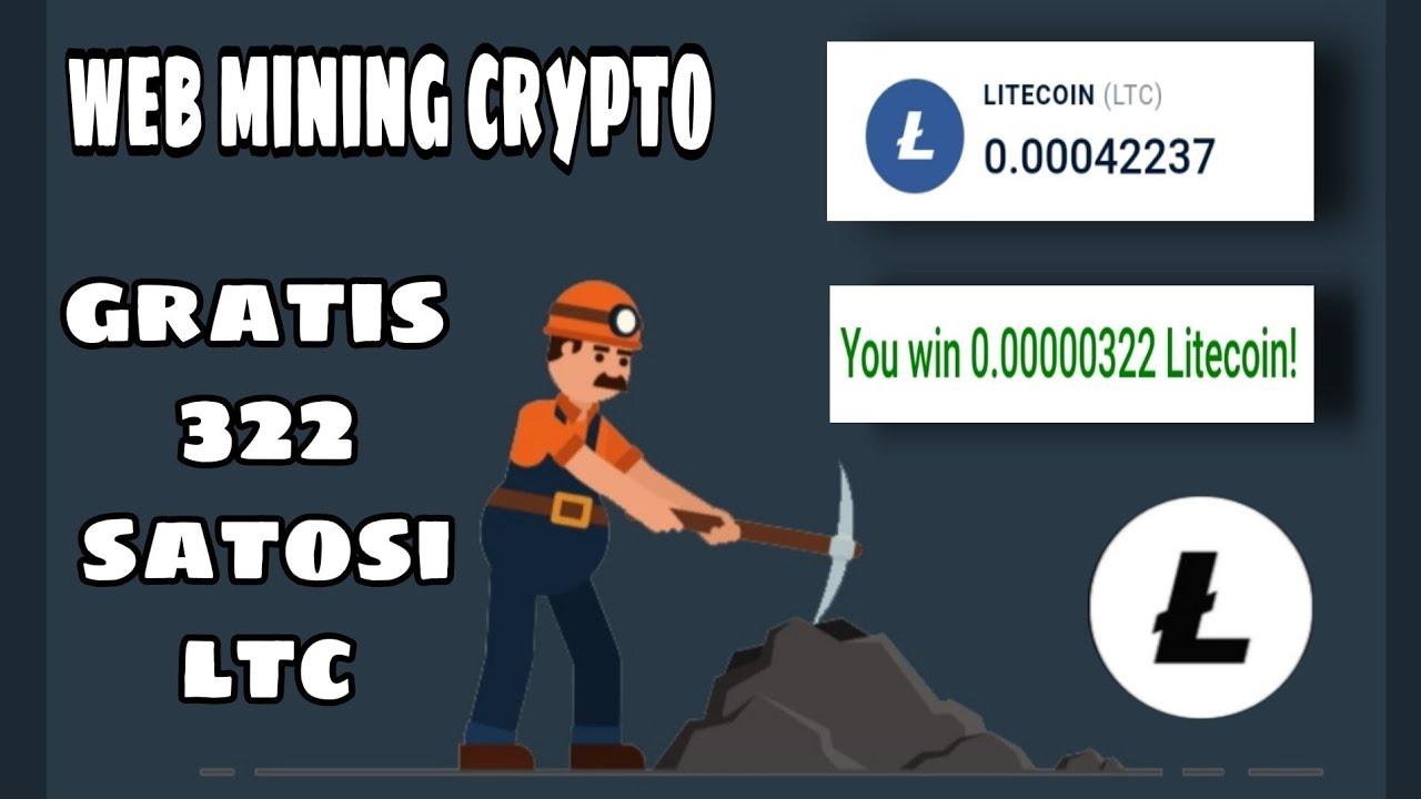 web mining bitcoin gratis