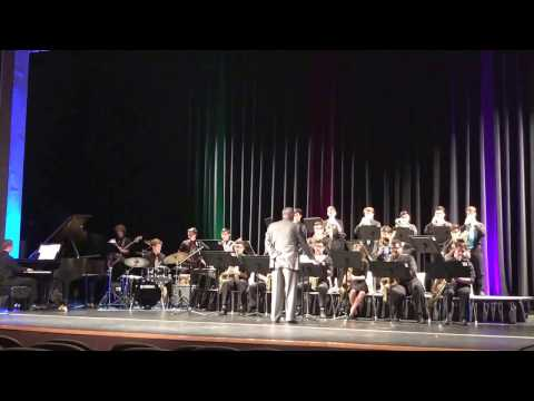 Tickletoe | Reagan High School Jazz Band |Palo Alto College Jazz Festival
