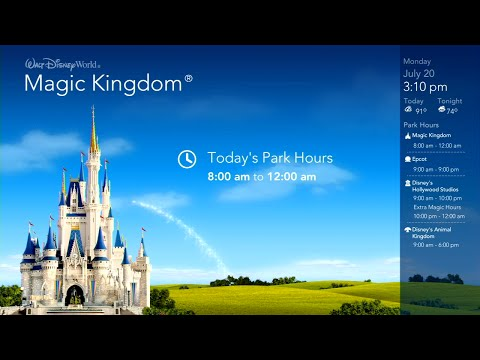 WDW Today July 2015 (Info Channel) NEW | HD | WDW Resort TV