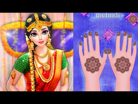 Indian Bride Fashion Salon (Kids) | Best Wedding Hairstyle, Mackup, Spa For Girls