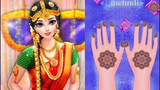 Indian Bride Fashion Salon (Kids) | Best Wedding Hairstyle, Mackup, Spa For Girls