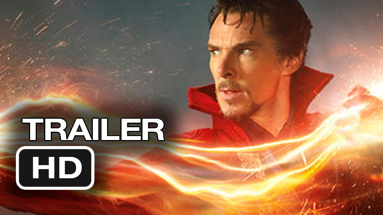 Doctor Strange Official Teaser Trailer 1 2016  Benedict