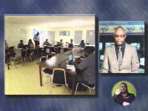 NEWS CLIP:GOVERNMENT OF FINLAND ASSISTS ANTIGUA AND BARBUDA'S