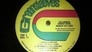 Yellowman - Hill And Gully Rider