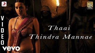 Aayirathil Oruvan - Thaai Thindra Mannae Video | Karthi | G.V. Prakash