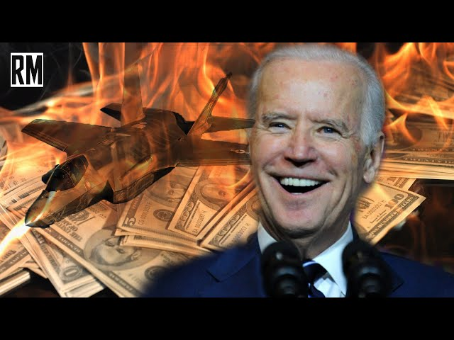 Biden Requests $753bn Military Budget, Largest Since WWII