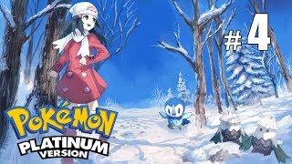 Ловим новых Покемонов - Pokemon Platinum - #4