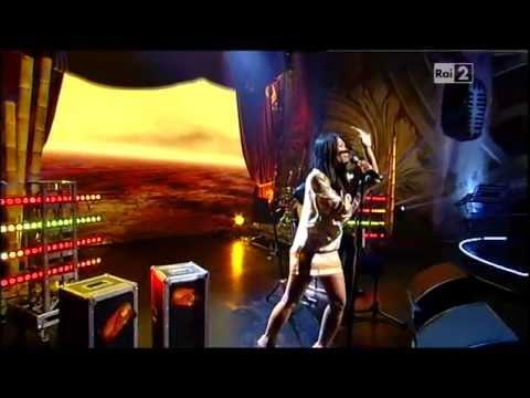 Anggun - Snow On the Sahara & Echo (You & I) [London Live 2.0]