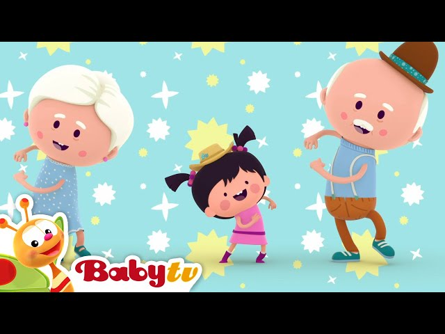 Clap Your Hands 👏 (Remastered with Lyrics) | Nursery Rhymes & Songs for Kids | BabyTV