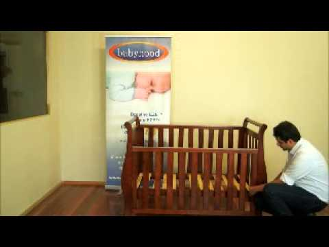 Babyhood Drop Side Install