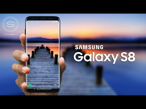 Samsung Galaxy S8 FINAL Leaks & Rumors