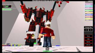 ROBLOX BYC~ Random mech of someone's