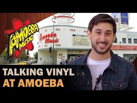 Talking Vinyl: Behind The Scenes at Amoeba Music