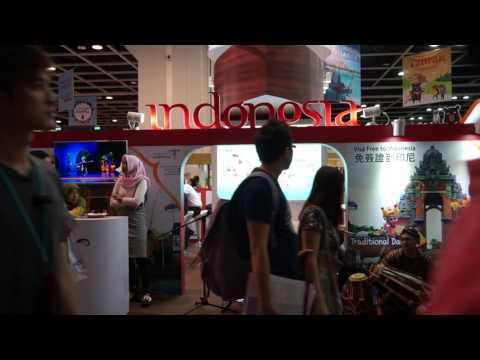 2016年香港國際旅遊展覽會 - Bandung World Ethnic Part 1