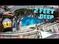 WOULD YOU DO THIS FOR 1MILLION INSANE GUY JUMPS OFF mp3