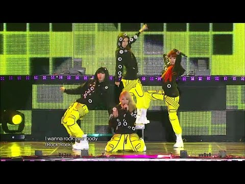 【TVPP】2NE1 - Clap Your Hands, 투애니원 - 박수 쳐 @ Show Music core Live