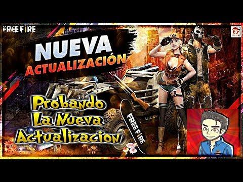 FREE FIRE | NUEVA ACTUALIZACIÓN/NEW UPDATE | MODERADOR OFICIAL