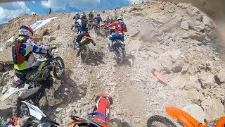 Erzberg Rodeo XX5 | Hare Scramble | GoPro Actions | 7th Row Start
