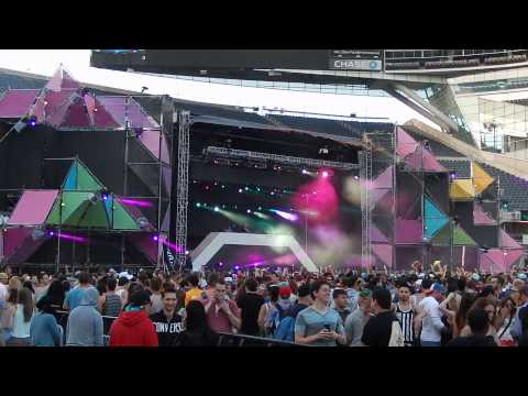One Click Headshot - Feed Me @ Spring Awakening Music Fest 6/13/2014