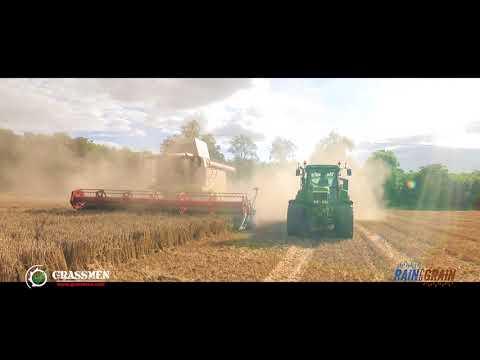 GRASSMEN - NEW DVD!! 'Rain & Grain' Coming December!