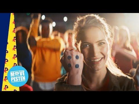 Check hier de gloednieuwe videoclip van de Move tegen pesten! Zet de vier stippen op je hand en toon aan de hele wereld dat je pesten niet oké vindt.&lb;&lb;💃🏻 Hoe doe je de move? Tinne legt het hier uit: https://youtu.be/PxBN1ehYUnM&lb;&lb;Onderteken het Manipest in de Ketnet-app en op Ketnet.be en krijg zo je persoonlijke code voor het online Antipestival op 9 februari!&lb;&lb;Ontdek alles over de Move tegen pesten op https://www.ketnet.be/doen/move-tegen-pesten