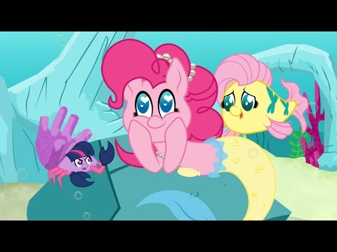 A Mermare in Love (Pinkie Tales: The Little Mermare Song) EXTENDED VERSION