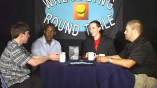 Wrestling Roundtable 7/25/10 Part 1 - The Attitude Era