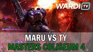 Maru vs TY (TvT) - $10k Masters Coliseum 4 Playoffs
