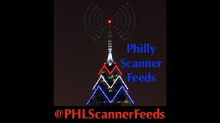 SCANNER AUDIO - Delaware County & Philadelphia Police Vehicle Pursuit
