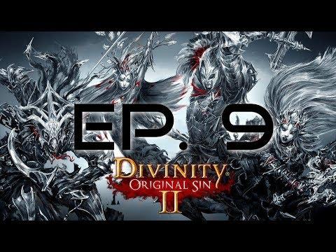 Jonny Plays Divinity Original Sin 2 - Ep 9: Doggo love
