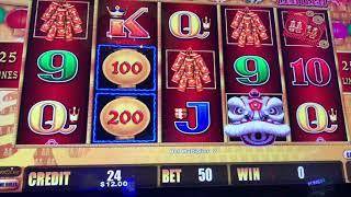 Happy Lantern - Triple Double Diamond 💎💎💎 - High Limit Slot Play