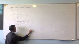 Binomial Theorem & Pascal's Triangle