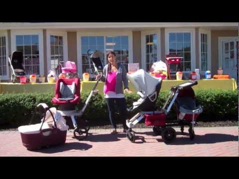 Orbit Baby G2 Stroller Double Helix Upgrade Kit Demonstration ...