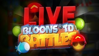 [LIVE] Bloons TD Battles - Lecimy ! ⚡ - Na żywo