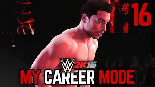 "WWE 2K16 My Career Mode - Ep. 16 - ""THE WARNING!"" [WWE MyCareer PS4/XBOX ONE/NEXT GEN Part 16]"