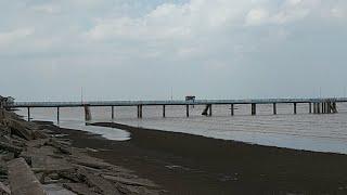 Bãi biển Tân Thành Gò Công Tiền Giang