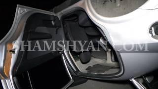 Խոշոր ավտովթար Երևանում  BMW ն դուրս է եկել հանդիպակաց երթևեկելի գոտի և բախվել Opel ին